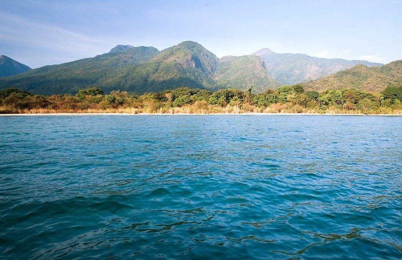 Озеро Танганьика - ареал обитания фронтозы