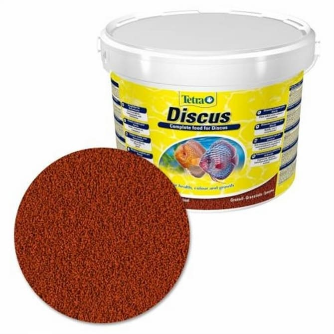 Tetra Discus - один из популярных кормов