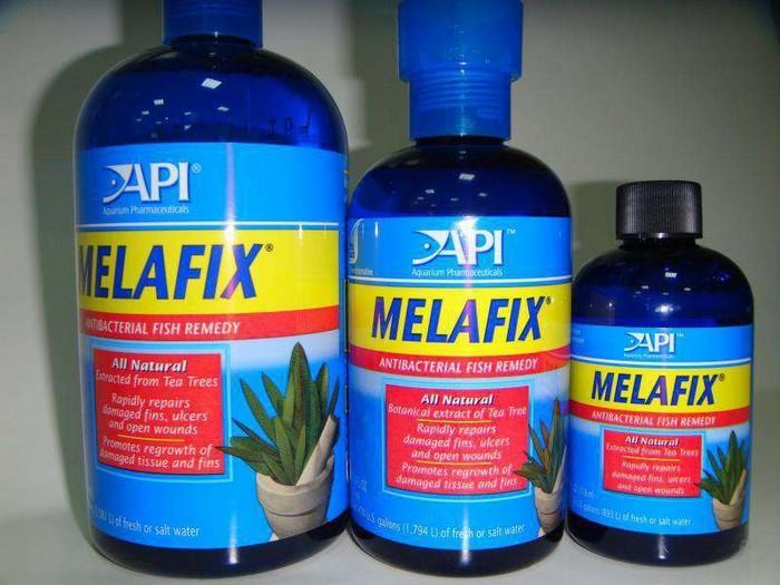 Melafix для лечения сомов