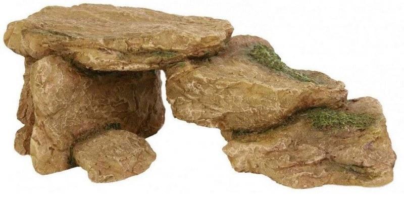 Камни для террариума не должны содержать кальций