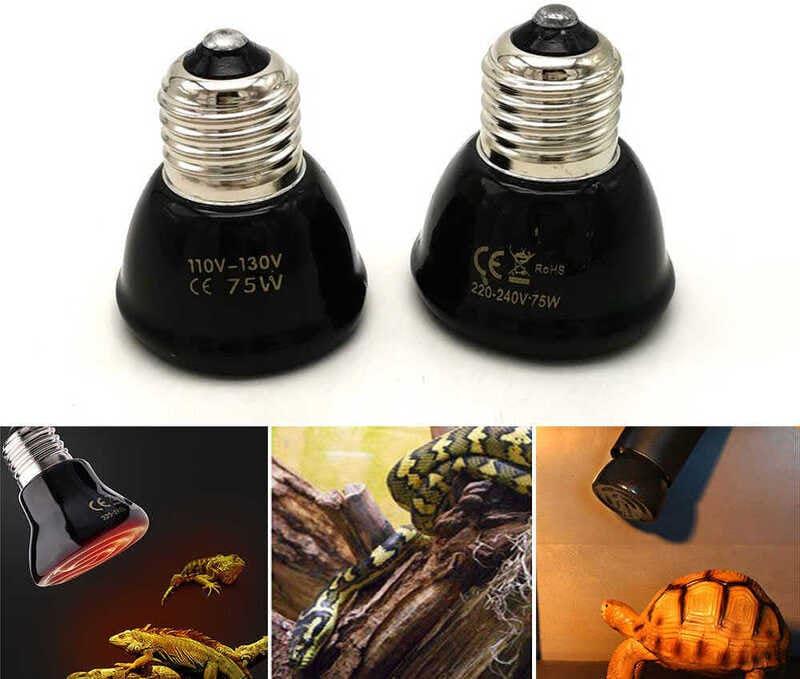 Керамические лампы хорошо обеспечивают прогрев и не сушат воздух
