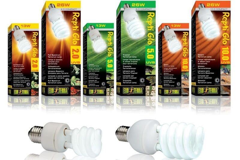 УФ лампы делятся на несколько подкатегорий, свидетельствующих о мощности